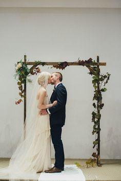 The Rustic Garden Wedding of Childhood Sweethearts; Lucy & Ryan