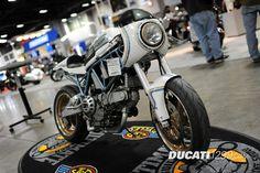 2002 Ducati Supersport - Ducati 900cc engine bored to 944cc