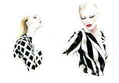 #websista #fashion #illustration #antoniosoares