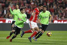 Benfica 2 - 0 Rio Ave: Na Tal Posição Tão Desejada - 1º - Red Pass