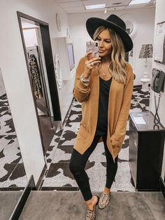 Top Favorite Outfits I bought from the Nordstrom Anniversary Sale – (part – Hollie Elizabeth Outfits With Hats, Casual Fall Outfits, Mom Outfits, Fall Winter Outfits, Autumn Winter Fashion, Cute Outfits, Winter Style, Burberry Coat, Look Fashion