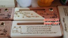 Quà giáng sinh - Noel độc đáo ★★★★ Quà tặng gỗ Merry Christmas★★★★