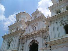 Basilica de Esquipulas, Guatemala