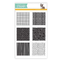 Simon Says Clear Stamps PATTERN SWATCHES SSS101592 zoom image