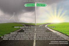 Kayamiel arkangyal üzenete: Igaz út, Hamis út ~  Angyalok fénye
