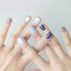 Nail Art Ideas To Dress Up Any Occasion – Your Beautiful Nails Shellac Nail Colors, Gelish Nails, My Nails, Fall Nails, Nail Art Vernis, Nagellack Trends, Manicure E Pedicure, Manicure Ideas, Nagel Gel