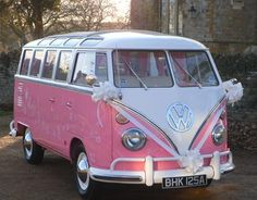 This would be so much fun for the bridal party! Or I would deff drive this as my everyday car