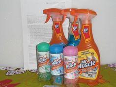 Mr. Muscle  kraftvolle Reinigung für das ganze Haus
