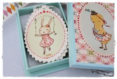 Maileg Easter cards