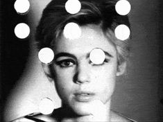 Edie Sedgwick Screen test by Warhol