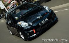 Toyota Yaris Modifikasi