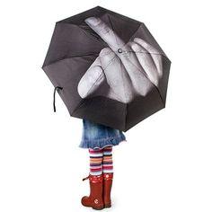 F/ck The Rain Umbrella