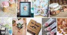 Procurando por Lembrancinhas de Casamento? Aqui temos 9 exemplos super simples, baratos e lindos. Tudo para o seu casamento ser um MEGA EVENTO. Clique e veja!