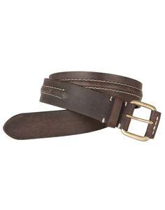 WARD Mens Leather Belt
