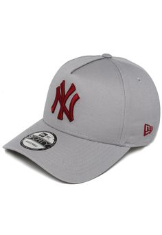 Boné New Era Snapback New York Yankees Cinza 315e0f662bd