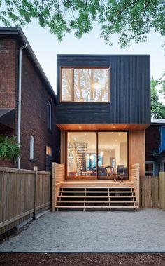 Une maison à Toronto