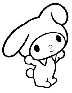 my melody coloring pages - Bing Images