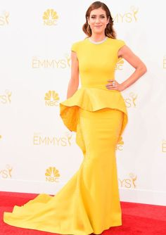 Emmy Awards 2014 Red Carpet Review and Photos -theFashionSpot