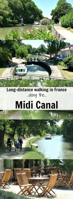 Discover France on a long-distance walk along the Midi Canal from Toulouse to Carcassonne