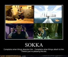 Image result for avatar the last airbender toph memes