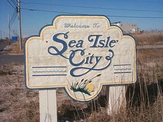 Sea Isle City, my home away from home...hopefully just my home one day