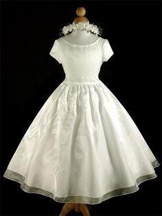 First Communion Dresses,