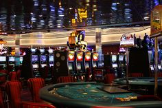 Casino at Oasis of the Seas