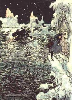 Voici mes deux illustrateurs préférés de contes de fées :...