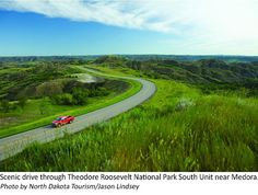 Scenic drive through Theodore Roosevelt National Park South Unit near Medora. North Dakota, Lonely Planet, Theodore Roosevelt National Park, Travel And Tourism, Travel Photos, Travel Articles, The Great Outdoors, Travel Photography, National Parks