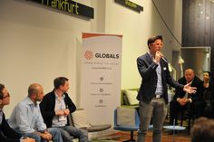 #GLOBALS Event at #BASE_camp: Sharing successful startup experiences on global expansion and networking with #Blacklane and #BlaBlaCar!
