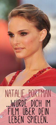 Welche Schauspielerin würde dich im Film über dein Leben spielen? Mach jetzt den Test: http://www.gofeminin.de/news-stars/welche-schauspielerin-bist-du-s1551647.html
