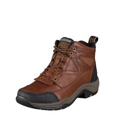 Ariat Women's Terrain  Hiking Boot * For more information, visit now : Booties