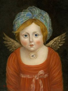 """Goldie with Lover's Eye"" fatima ronquillo"