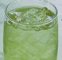 Pandan Iced Tea | Pinoy Recipes | Free Filipino Food Recipes