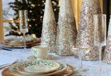 Recetas vegetarianas para Navidad y fiestas de fin de año Hummus, Candles, Bechamel, Recipes, Vase, No Yeast Pizza Dough, Nougat Recipe, Sausage Meals, Rice
