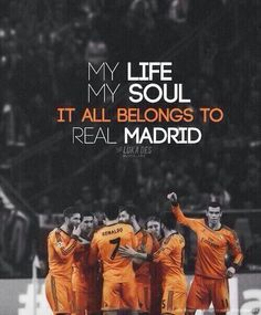 Real madrid Champions league is awesome and it is my favourite team
