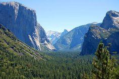 Los diez mejores parques nacionales de la Costa Oeste de Estados Unidos #usawestcoast #nationalparks #travel