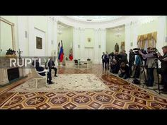 Russia: Putin praises developing allied relations with South Ossetia