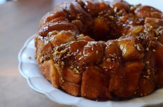 Easy Maple Pecan Monkey Bread by From Valerie's Kitchen, via Flickr