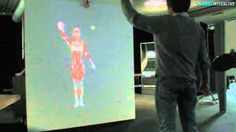 Image result for kinect body mirror