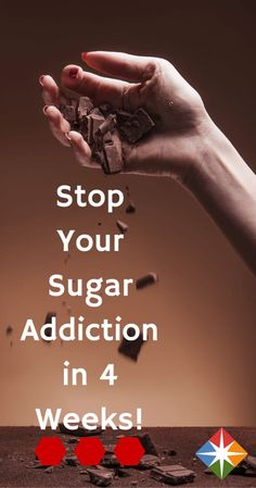 In 4 weeks, you could be free of your sugar addiction! You workout, you eat well for the most part, but you are still eating too much sugar. We know--we've all been there. So what do you say you get off the sugar train asap--do it for your health!