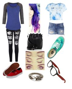 """""""Left or right"""" by clothingandstuff ❤ liked on Polyvore"""