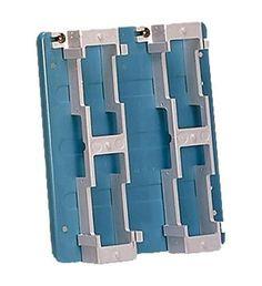 Backboard 2 Block - Blue