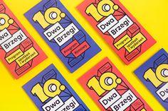 """다음 @Behance 프로젝트 확인: """"Dwa Brzegi – 10th Film and Art Festival"""" https://www.behance.net/gallery/44226055/Dwa-Brzegi-10th-Film-and-Art-Festival"""