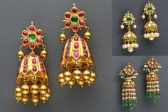 Mangatrai's-pretty-jhumka-collection
