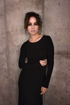 Berenice Marlohe Photos - Tribeca Film Festival 2014 Portrait Studio - Day 3 - Zimbio