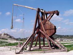 ancient catapult