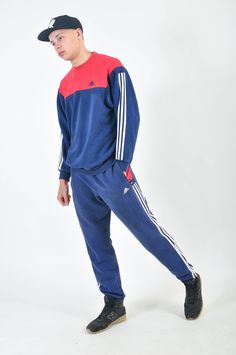 e70155d3c62 Excited to share the latest addition to my  etsy shop  Vintage 90s Adidas  tracksuit