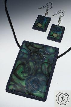 Jewerly, Polymer Clay, Wallet, Chain, Pocket Wallet, Jewelery, Jewelry, Jewels, Jewlery