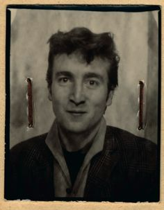 John Lennon ~ Photo Booth...